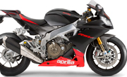 Aprilia RSV4 Black Competition