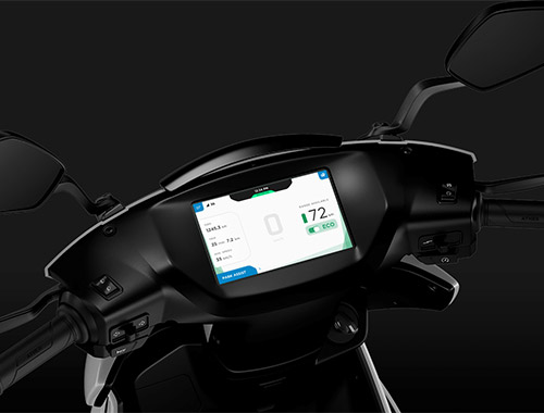 Ather S450 Technology