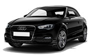 Audi A3 Cabriolet Brilliant Black
