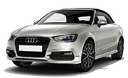 Audi A3 Cabriolet Lotus Grey Metallic