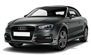 Audi A3 Cabriolet Monsoon Grey Metallic