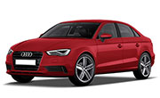 Audi A3 Misano Red Pearl Effect