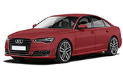 Audi A6 Red Pearl