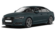 Audi A6 Moonlight Blue Metallic