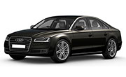 Audi A8l Havanna Black Metallic