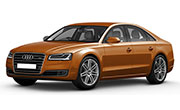 Audi A8l Ipanema Brown Metallic