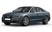 Audi A8l Monsoon Gray Metallic