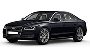 Audi A8l Oolong Grey Metallic