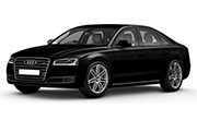 Audi A8l Phantom Black Pearl Effect