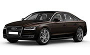 Audi A8l Saddle Brown Pearl Effect