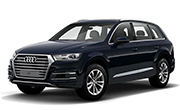 Audi Q7 Ink Blue Metallic