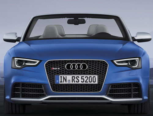 Audi RS5Safety