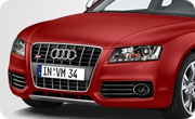 Audi RS5 Misano Red Pearl Effect