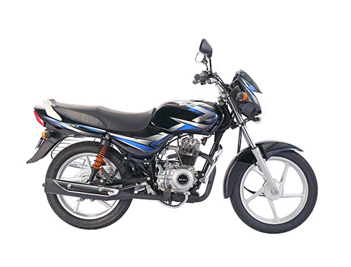 Bajaj CT 100 Appearance