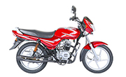 Bajaj CT 100 Flame Red