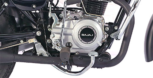 Bajaj CT 100 Engine