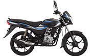 Bajaj Platina 110 Black Blue
