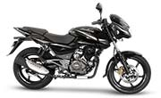 Bajaj Pulsar 150 Twin Disc Black Chrome Photo