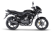 Bajaj Pulsar 150 Chrome Black Image