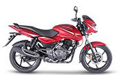 Bajaj Pulsar 150 Dyno Red Photo
