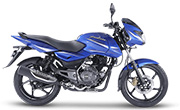 Bajaj Pulsar 150 Nuclear Blue Photo