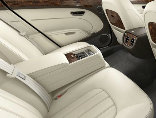 Bentley Mulsanne Safety