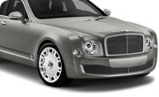 Bentley Mulsanne Storm Gray Metallic