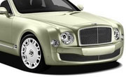 Bentley Mulsanne Titan Gray Metallic