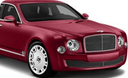 Bentley Mulsanne Umbrian Red