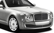 Bentley Mulsanne Venusian Gray Metallic