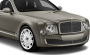Bentley Mulsanne Violette Metallic