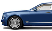 Bentley Mulsanne Wedgewood Blue Metallic