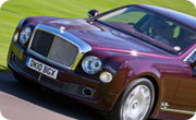 Bentley Mulsanne Sunset Metallic