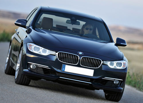 BMW 3 Series Safety