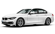 BMW 3 Series Alpine White Uni