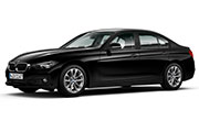 BMW 3 Series Black Uni
