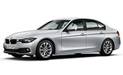 BMW 3 Series Glacier Silver Metallic