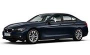 BMW 3 Series Imperial Blue Metallic