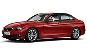BMW 3 Series Melbourne Red Metallic