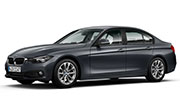 BMW 3 Series Mineral Grey Metallic