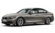 BMW 3 Series Platinum Silver Metallic