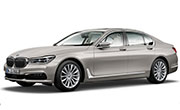 BMW 7 Series Cashmere Silver