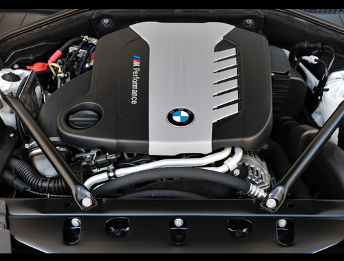 BMW 7 Series Engine