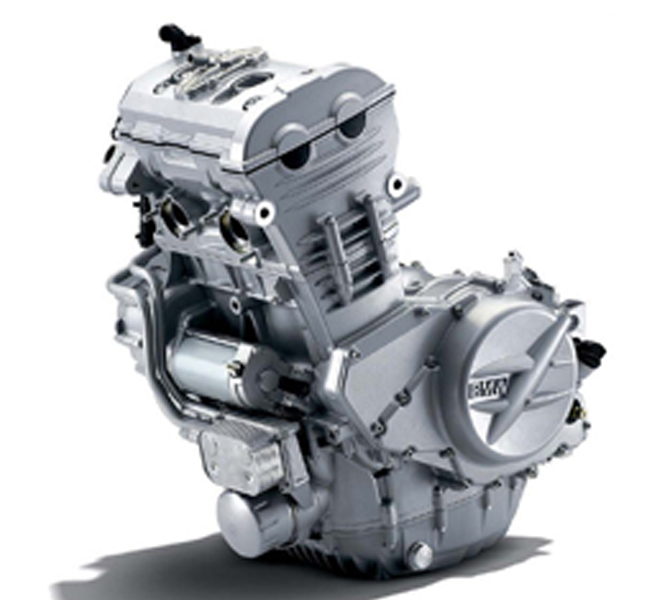 BMW F650 Engine