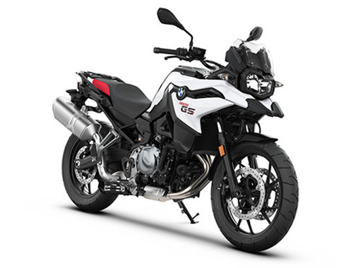 BMW F750 GS Appearance