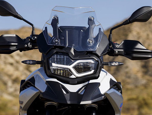 BMW F750 GS Technology