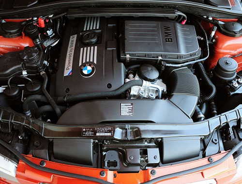 BMW M Series Engine