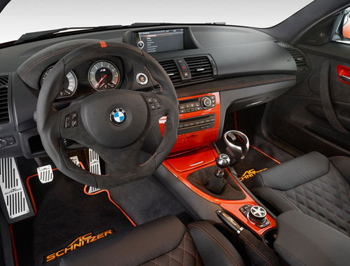 BMW M Series Interior