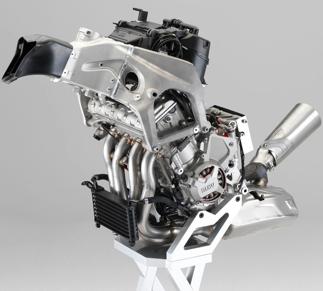 BMW S1000 Engine