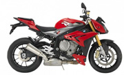 BMW S1000R Racing Red